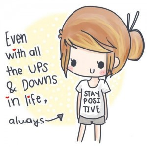 Always-Stay-Positive