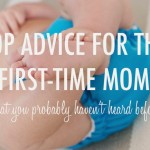 advice for first time mom in Pakistan