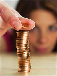 working mom saving money