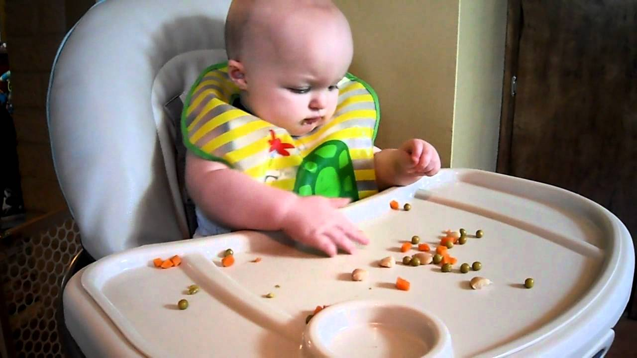 Finger Food For Your Baby Pak Parenting