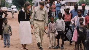 Gates in Africa