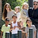 Brad-Pitt-with-family