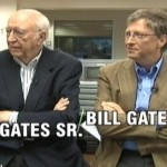 gates with daddy