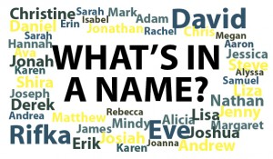 what is in name