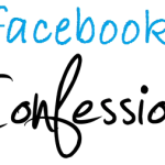 face book confession pages.