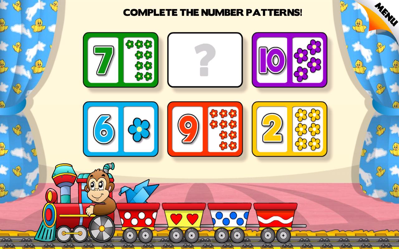 Preschoolers Games
