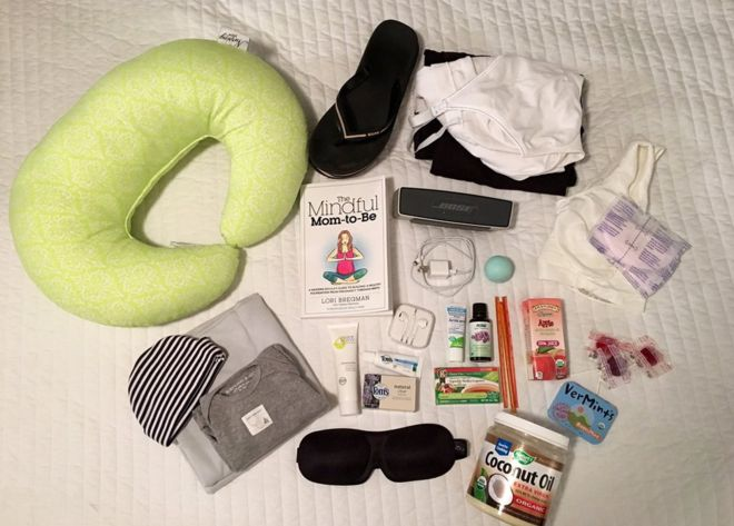 d89721c0e7ce8 Inside the maternity bags of expectant mothers - Pak Parenting