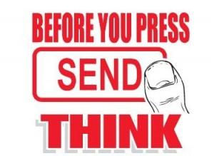 think-before sending