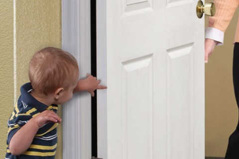 Toddler Safety... Doors and Hinges Alert!